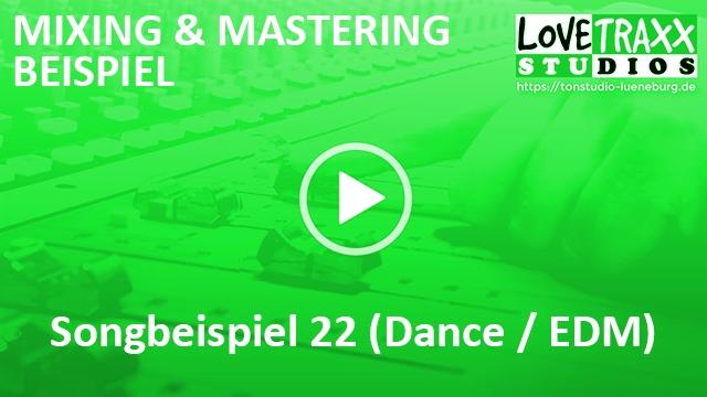 Songbeispiel 22 (Dance - EDM)