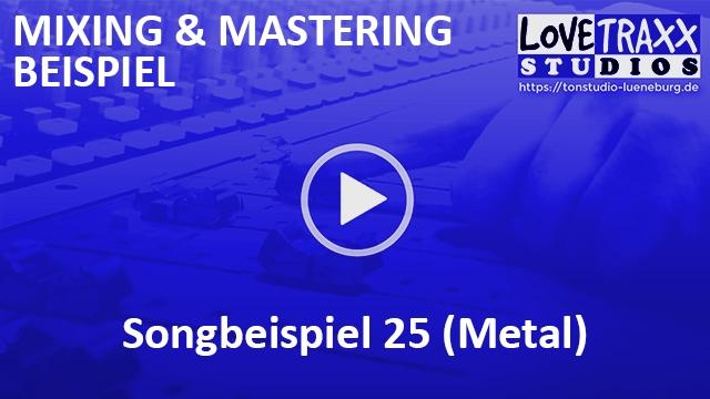 Songbeispiel 25 (Metal)