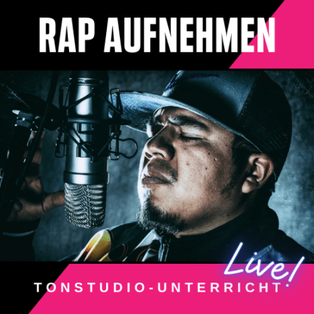 Rap aufnehmen Hip Hop lernkurs Kurs Tutorial HipHop Workshop